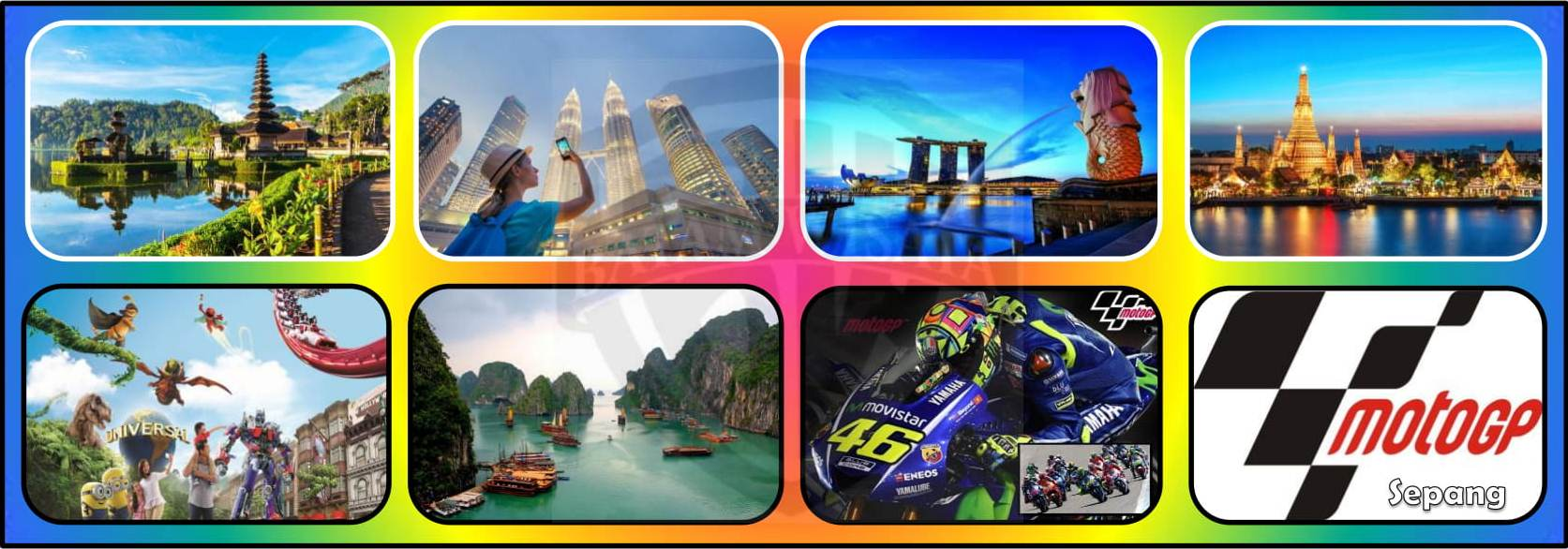 Paket Wisata Batam Singapore Malaysia 4 Hari 3 Malam